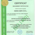 IGIENA SERV ISO 14001 2018