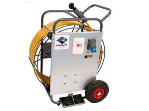 aparatura performanta pentru curatat tubulaturi si ventilatii